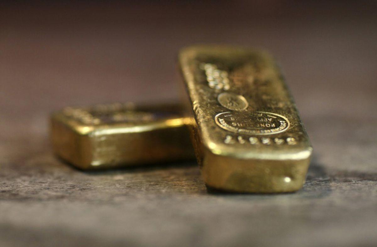 Capturan delincuente que robó lingotes de oro
