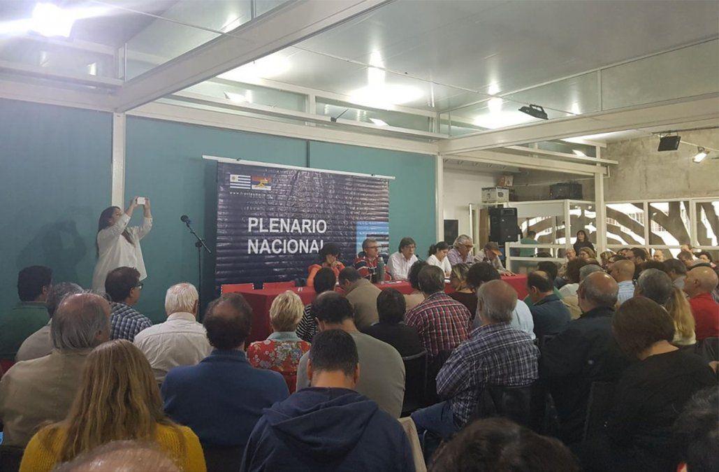 Foto del diputado Alfredo Asti (Asamblea Uruguay)