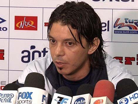 Nacional empató 3 a 3 con River Plate argentino