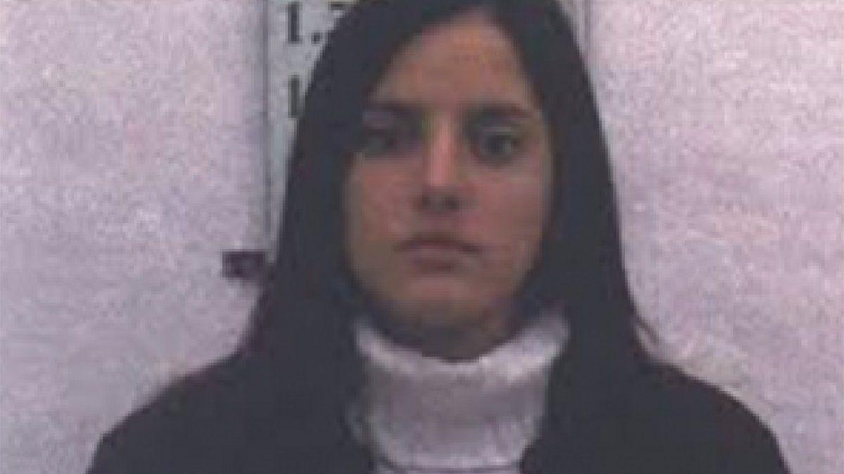 Stefanía Quirque en una foto de 2008