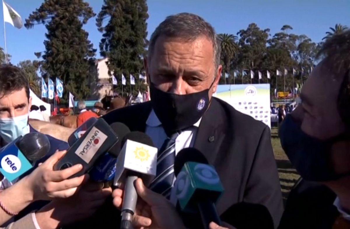 Álvaro Delgado dijo que propuesta de Cabildo para asentamientos genera deuda con el FMI