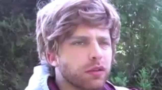 Dustin Luke, el imitador de porteños, triunfa en Youtube
