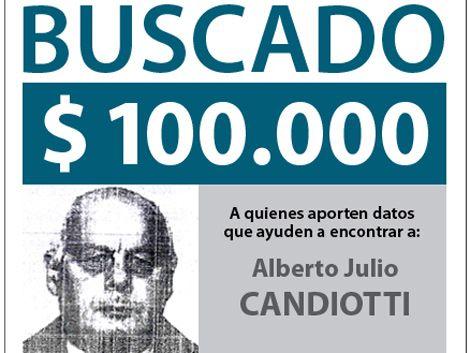 Detienen a exmilitar argentino acusado por violaciones de DD.HH.
