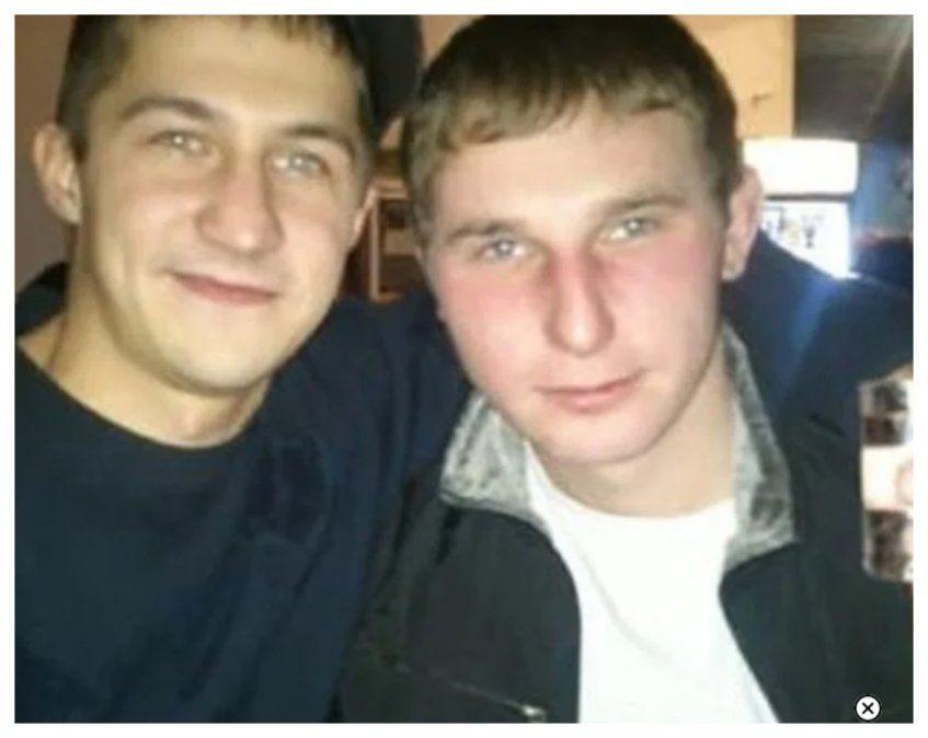 A la derecha Vyacheslav M