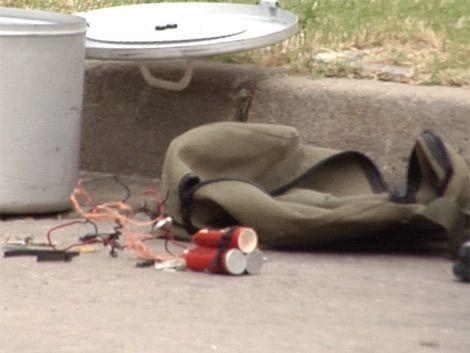 Falsa bomba generó alarma en la zona de Sayago