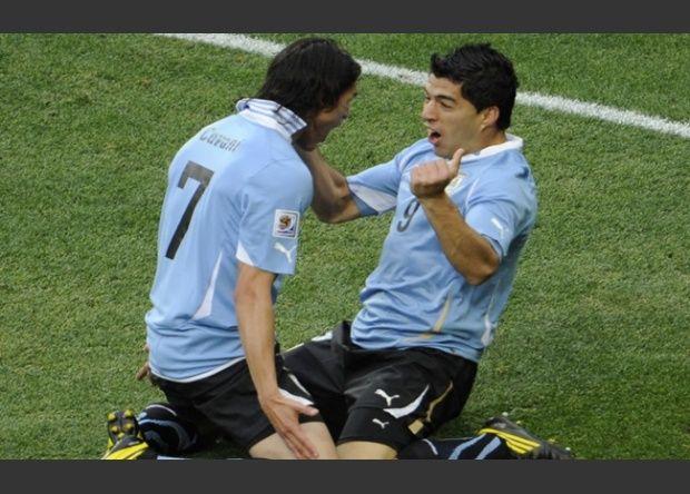 Liverpool ya rechazó oferta del Madrid por Suárez; va por Cavani