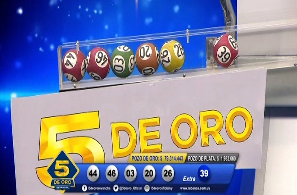 Se levantó el conflicto y reanudan los sorteos, incluido el 5 de Oro millonario