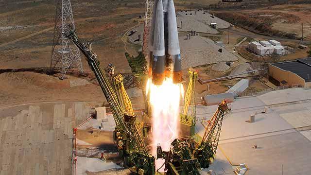 La nave espacial Progress terminó su viaje desintegrándose en la atmósfera