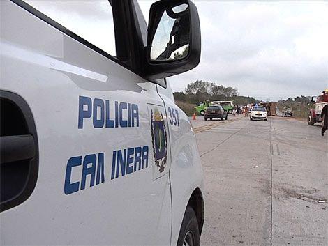 Accidente frontal en Soriano deja cinco fallecidos