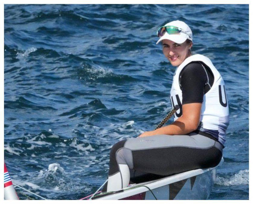 Lola Moreira consiguió sus dos mejores regatas al final y terminó en el puesto 22° en Tokio 2021
