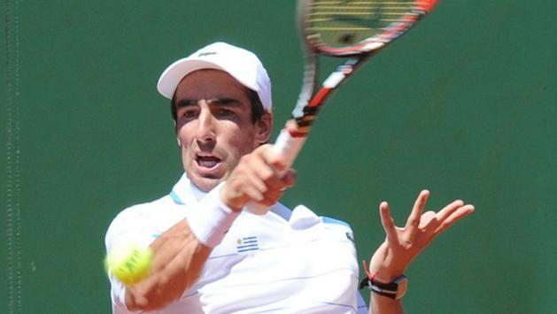 Pablo Cuevas enfrenta a Roger Federer en la final de Estambul