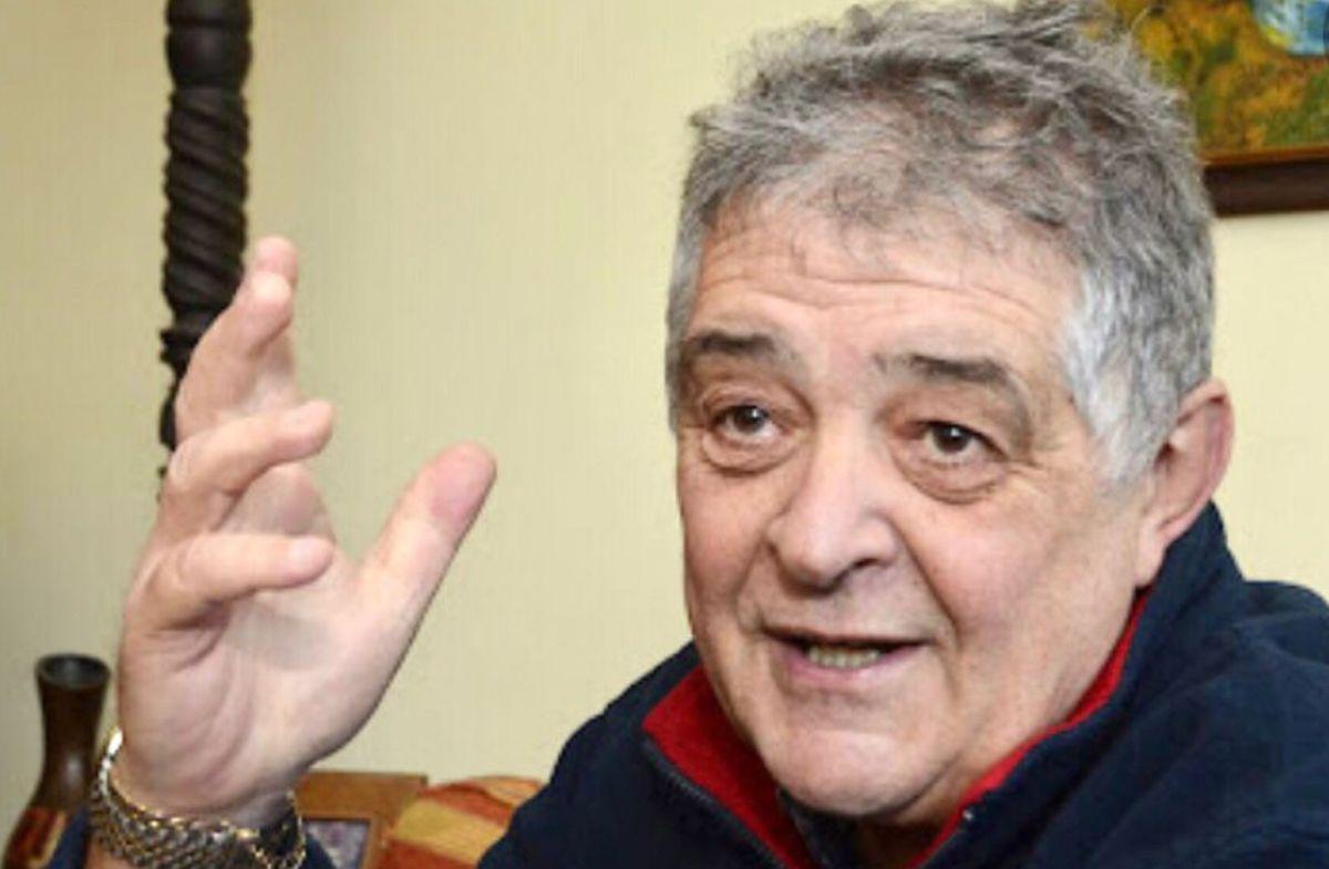 Falleció el periodista deportivo Enrique Yanuzzi