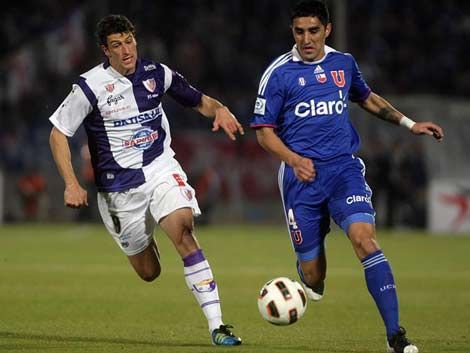 Universidad de Chile le ganó a Fénix 1 a 0