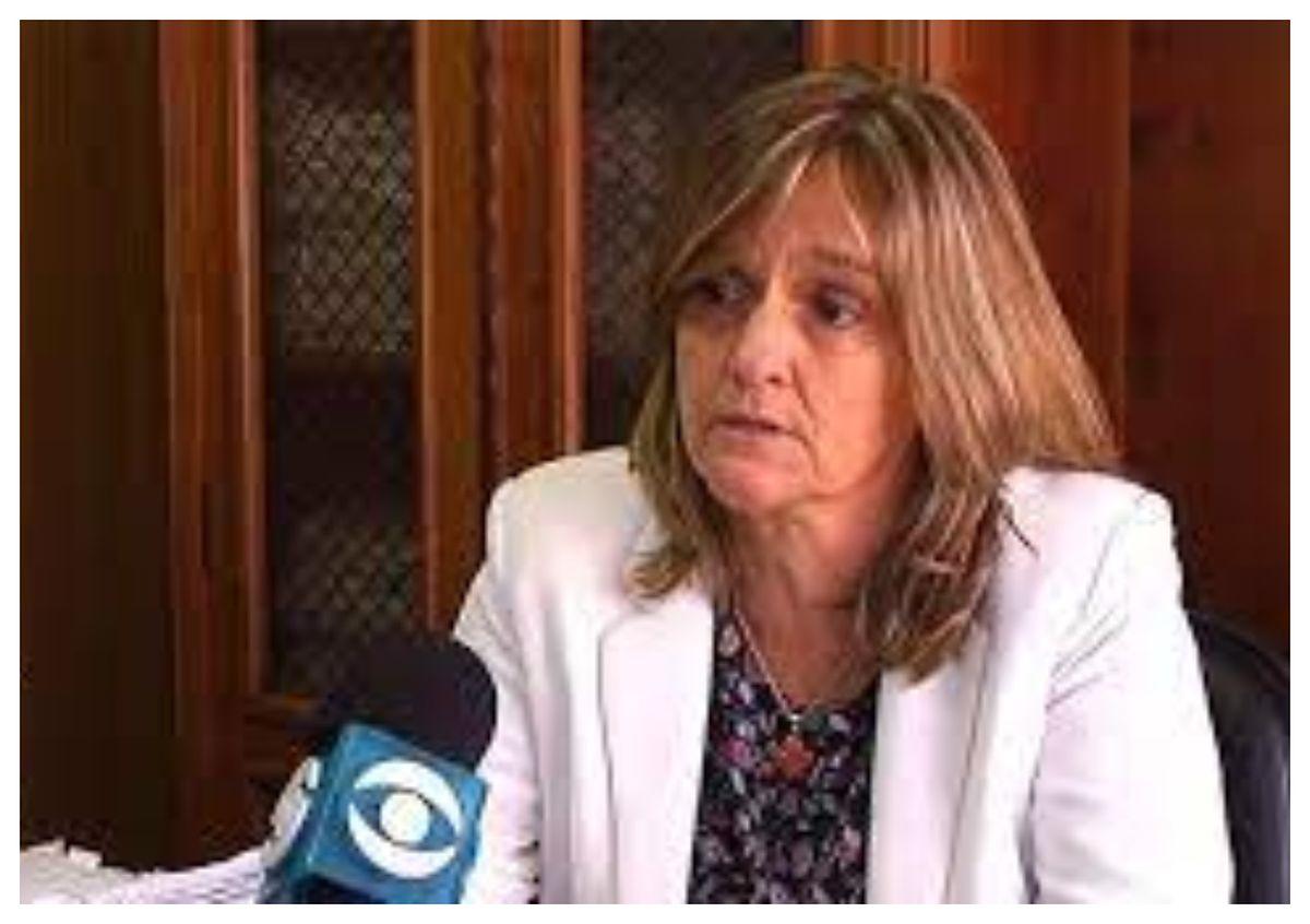 Jueza Beatriz Larrieu
