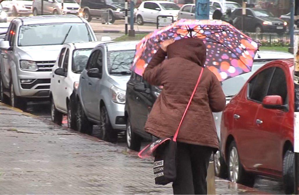 Anuncian tormentas para el domingo de las elecciones