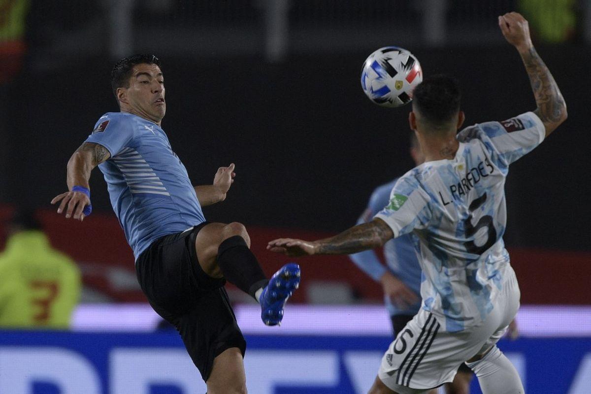 Argentina goleó 3-0 a Uruguay por las Eliminatorias hacia Catar 2022