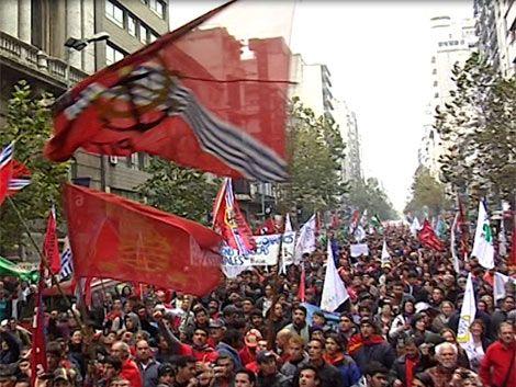 PIT-CNT criticó a oposición