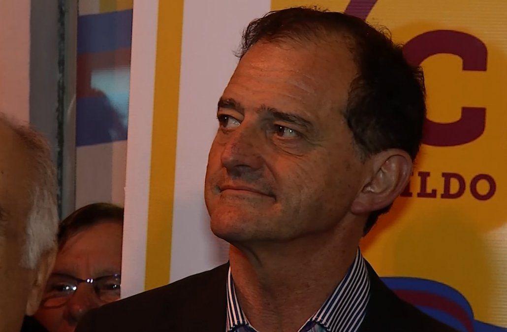 Manini Ríos es el único candidato que creció en la última encuesta de Radar