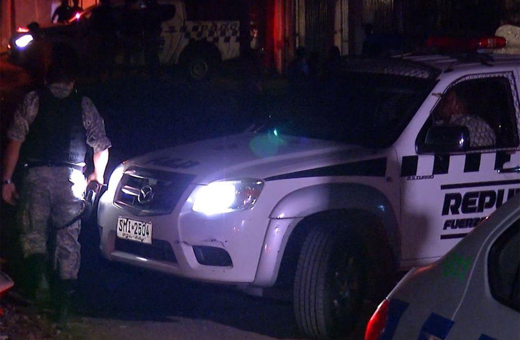 Asaltaron a un policía en Villa Española: le robaron el arma y el uniforme