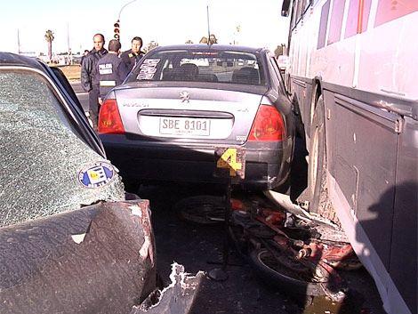 Fin de semana trágico: nueve muertos en accidentes de tránsito