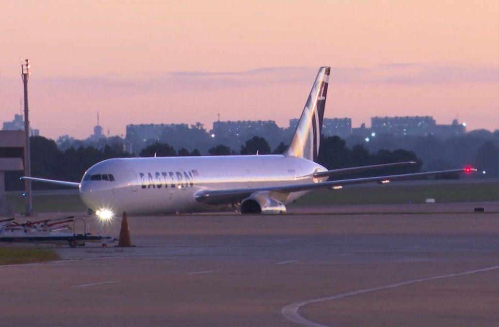 Preocupado por la conectividad aérea, Turismo analiza situación de Eastern Airlines