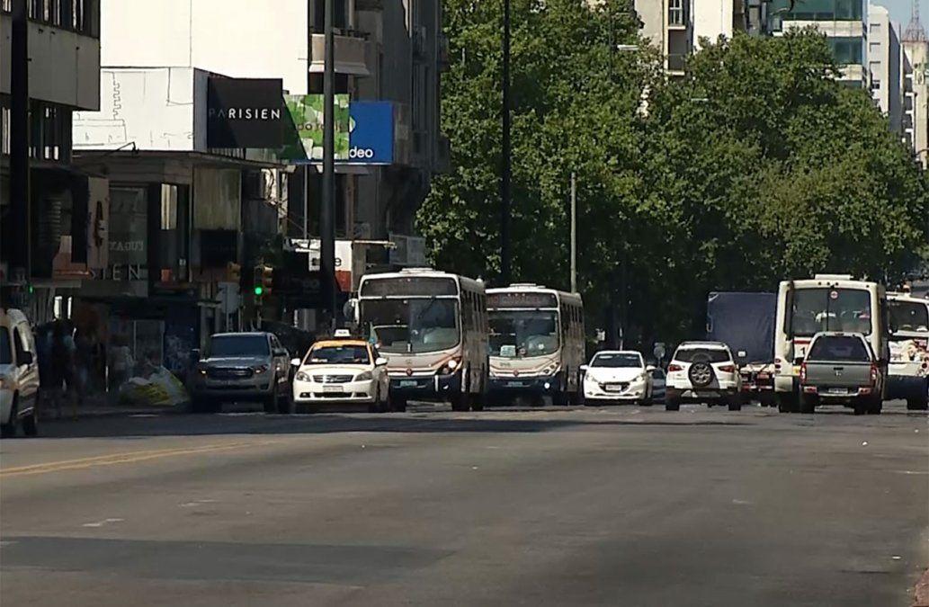 La Avenida 18 de Julio es el punto más ruidoso de Montevideo