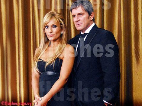 Nació un nuevo amor rioplatense: Marcela Tauro y Alejandro Balbi