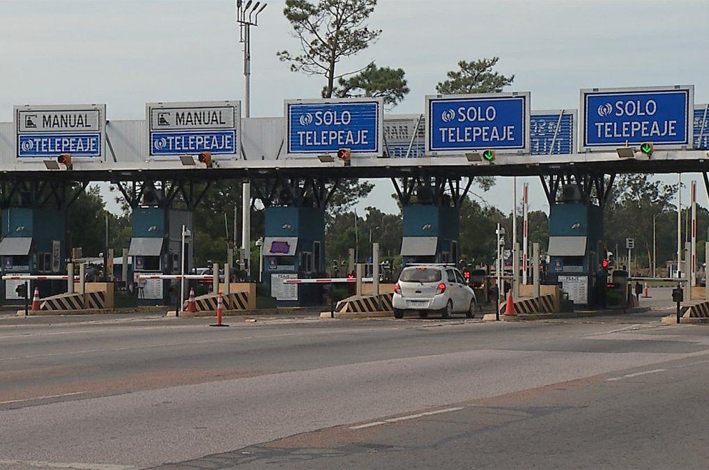 Ministro de Transporte aseguró que falta reubicar a 74 trabajadores de peajes