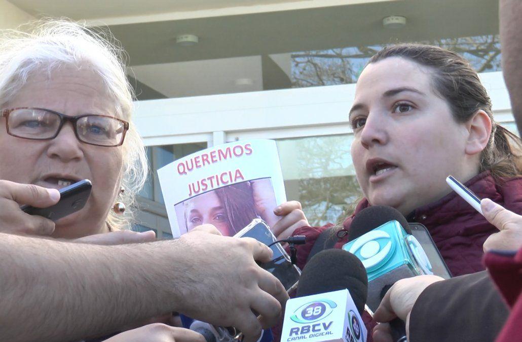 Familiares reclaman la extradición del sospechoso de matar a Lorena Carrasco