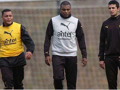 Peñarol retomó los entrenamientos