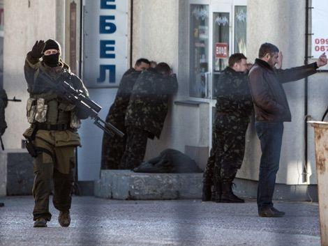Amenaza de guerra entre Rusia y Ucrania por territorio de Crimea