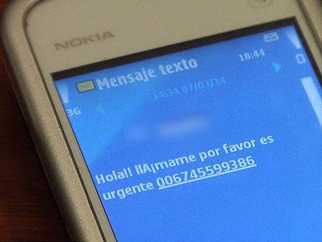 Alertan sobre estafa por SMS; Antel recomienda no responder