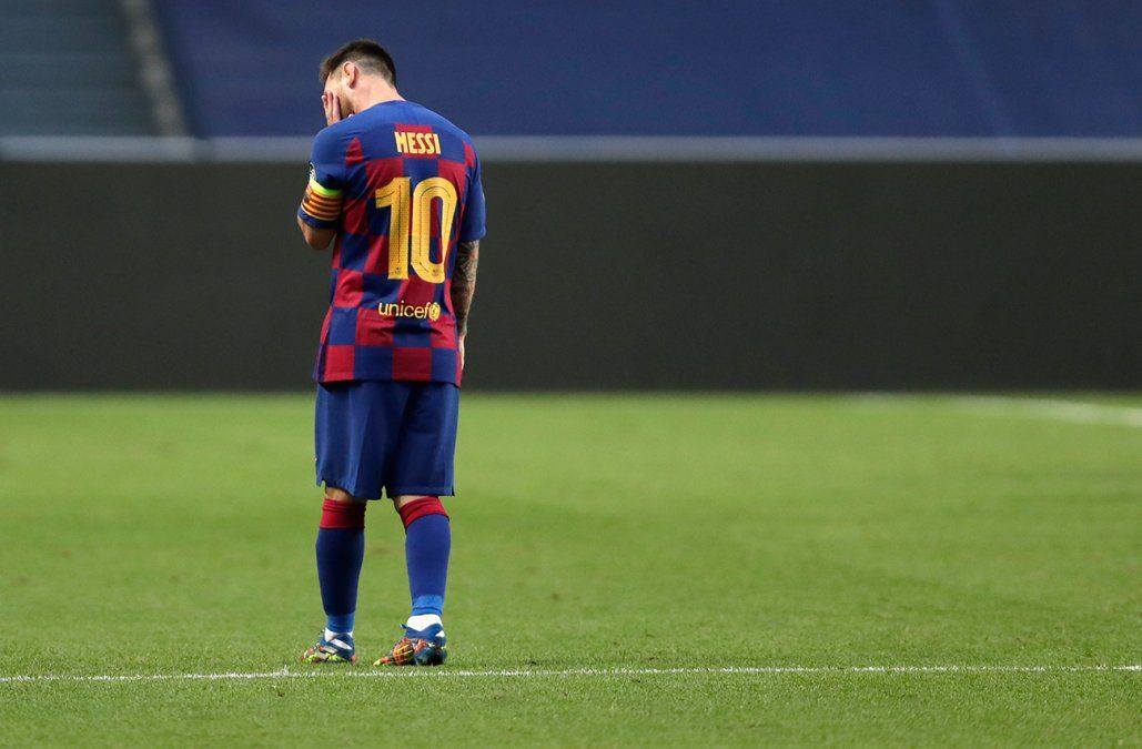 Leo Messi se va de Barcelona pese a que había un acuerdo para renovar contrato