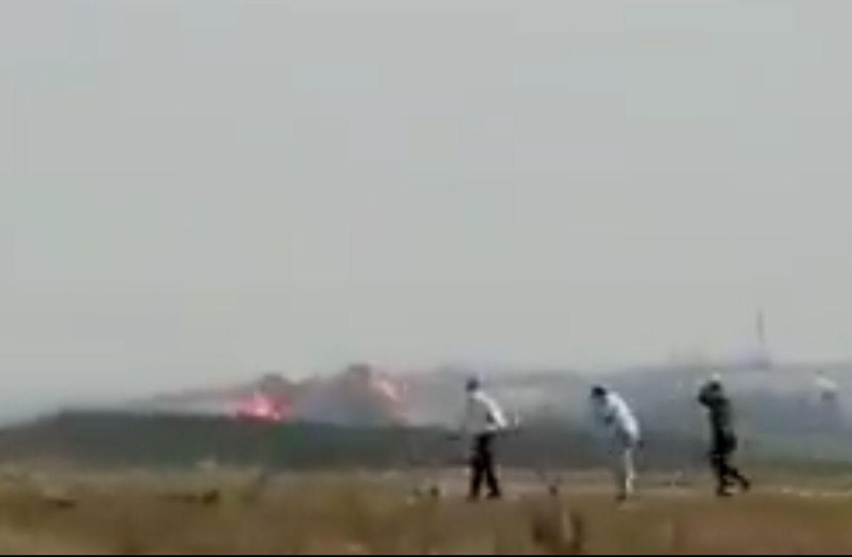Tragedia en Brasil: siete muertos al estrellarse una avioneta tras el despegue