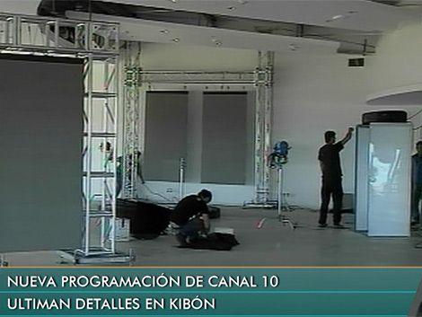 Canal 10 lanza hoy su programación 2014 con fiesta en Kibon