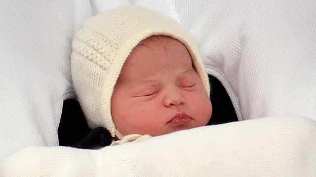 Carlota Isabel Diana es el nombre de la hija de Guillermo y Kate