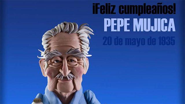 José Mujica cumple 80 años y las redes sociales lo saludan