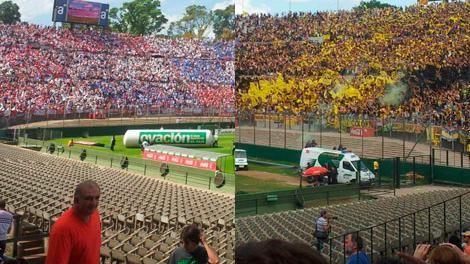Entradas clásico: abrió canje para socios de Peñarol en locales Red Pagos