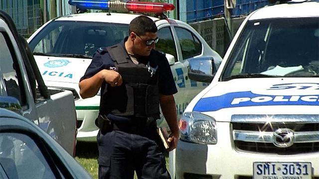 Policía identificó a presuntos asesinos de la niña en Cerrito de la Victoria