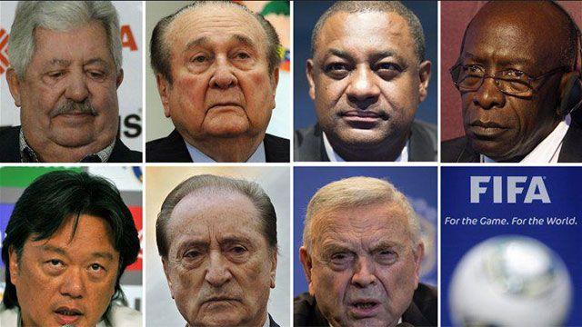 Ordenan detención de 14 responsables de FIFA, entre ellos Figueredo