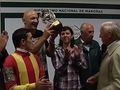 Garyba ganó su primer lauro en Clásico Francisco Etcheverry Vidal