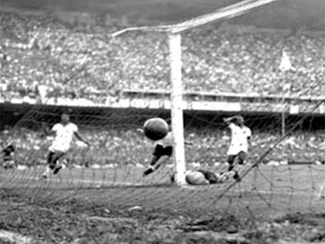 Arcadio Ghiggia: Tiene que hacer ahora otro gol más importante