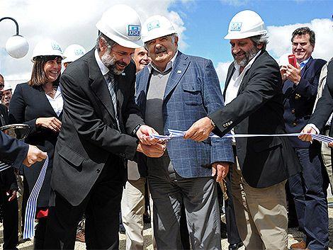 Inauguraron obras en planta potabilizadora de Aguas Corrientes