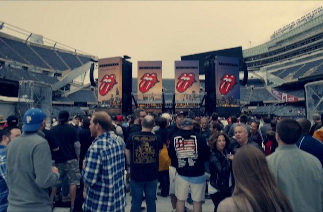 Rolling Stones retoma su gira No Filter, interrumpida por la pandemia