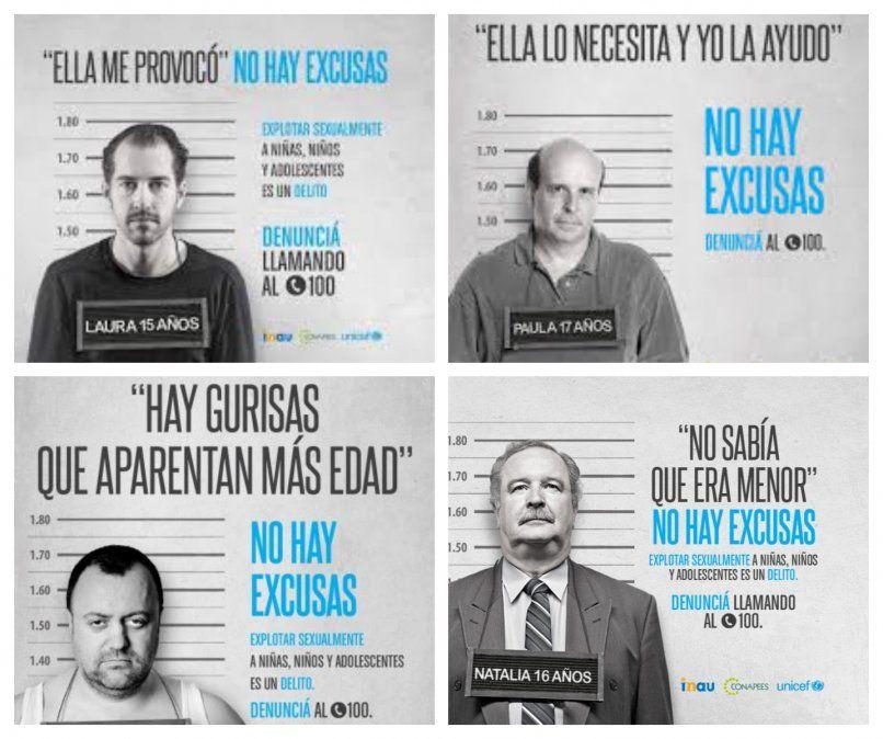 Campaña contra el abuso sexual de menores impulsada por INAU