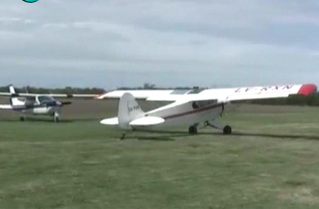 Posible banda narco intentó robar una avioneta en Salto