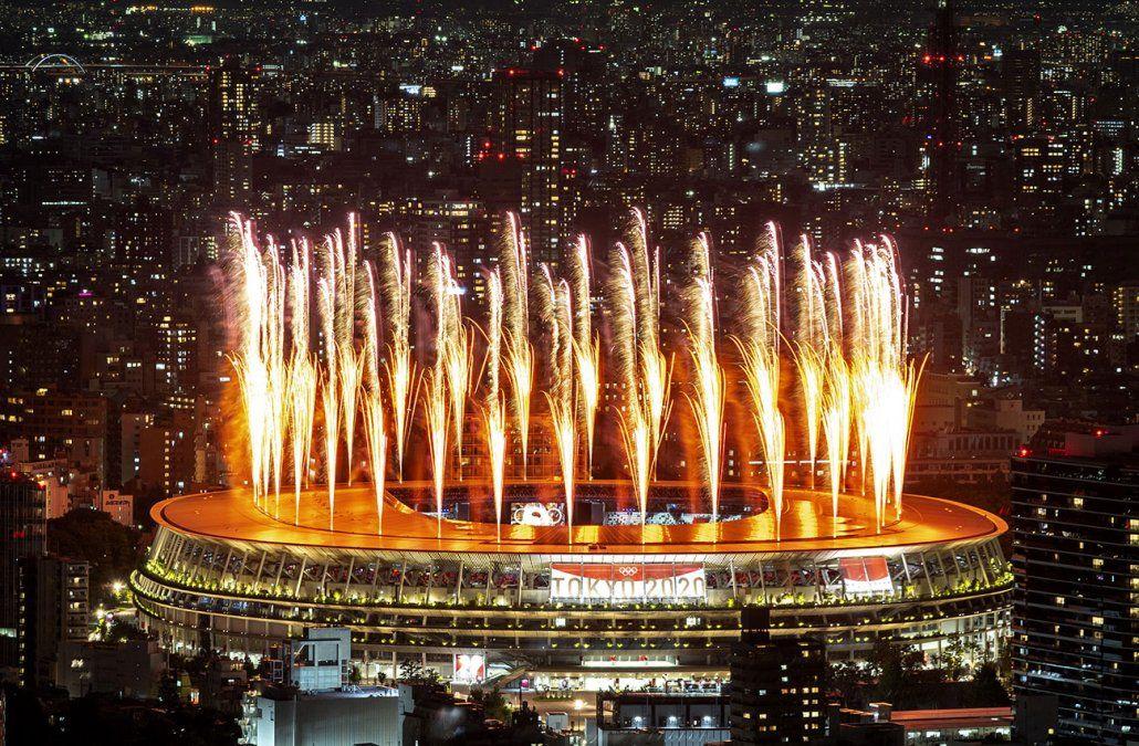 Siga en vivo la ceremonia de los Juegos Olímpicos de Tokio