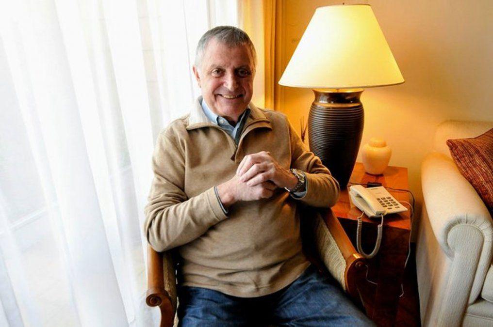 Falleció el actor argentino Gino Renni por Covid-19