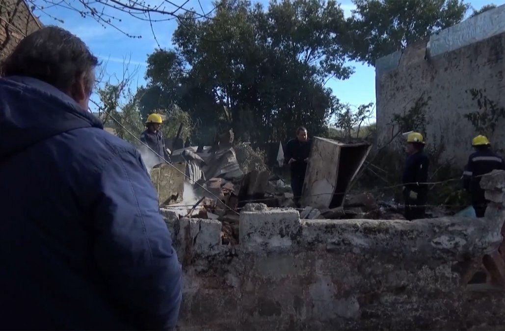 41 personas murieron en incendios en lo que va del año