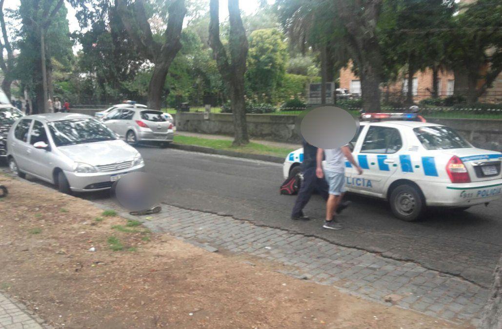 Un delincuente muerto y otro herido tras intentar asaltar a un policía